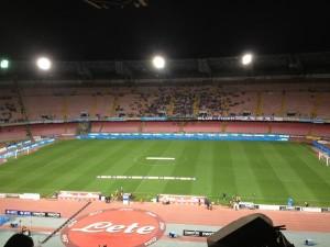 Napoli Inter Cancelli Aperti alle 16.30 e Minuto di Raccoglimento
