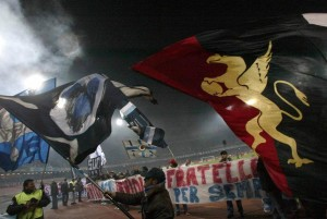 Napoli Genoa il gemellaggio piu antico del calcio italiano