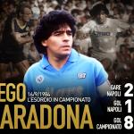 Esordio Maradona in serie A