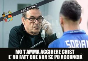 Ass&Mazz - Sarri contro Soriano
