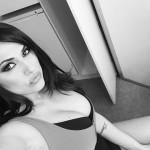 Maria Mazza una sexy tifosa del Napoli
