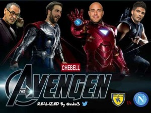 Chievo Napoli -The Avengen