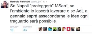 Pistocchi Napoli proteggi Sarri