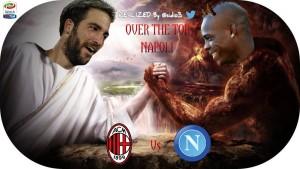 Milan Napoli il bene contro il male