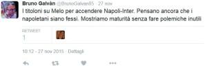 Galvan Pensano ancora che i Napoletani siano fessi