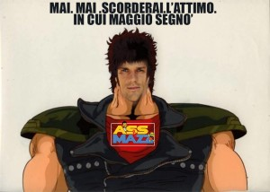 AsseMazz Maggio il Guerriero