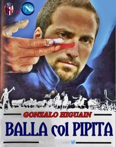 Bologna Napoli Balla Col Pipita