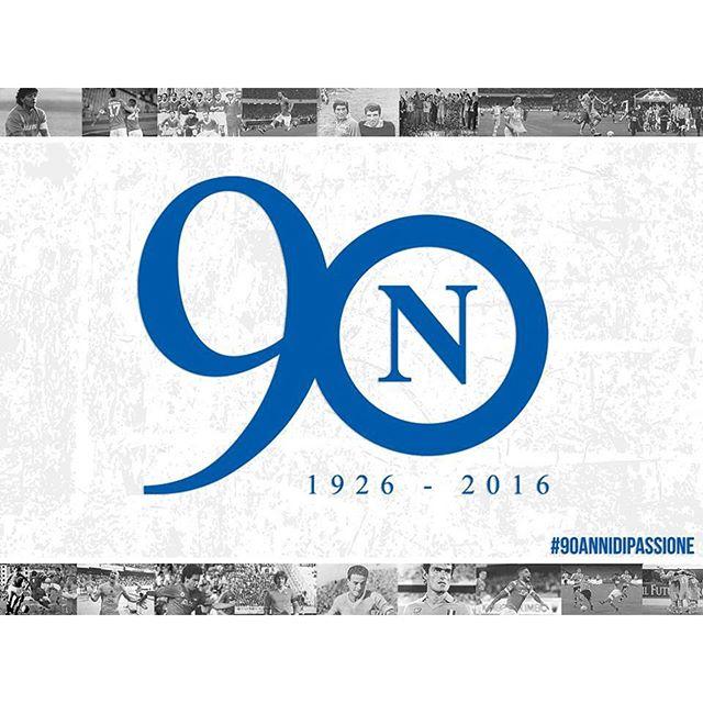 2016 per noi significa 90! Raccontateci le vostre idee per festeggiare al meglio la Storia Azzurra. #90annidipassione