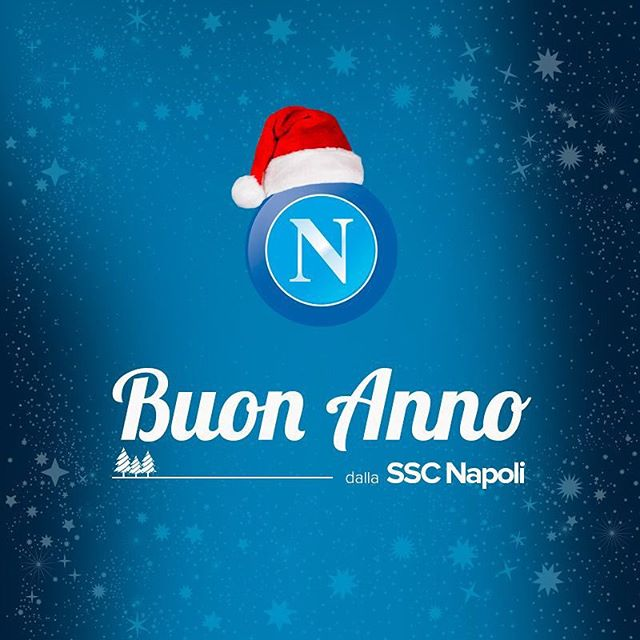 Felice Anno Nuovo – Happy New Year  #SSCNapoli