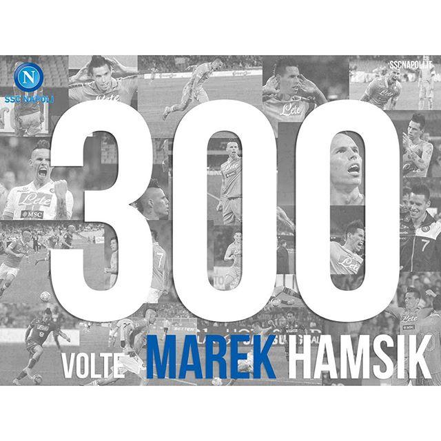 Cuore e passione: 300 volte Marek!