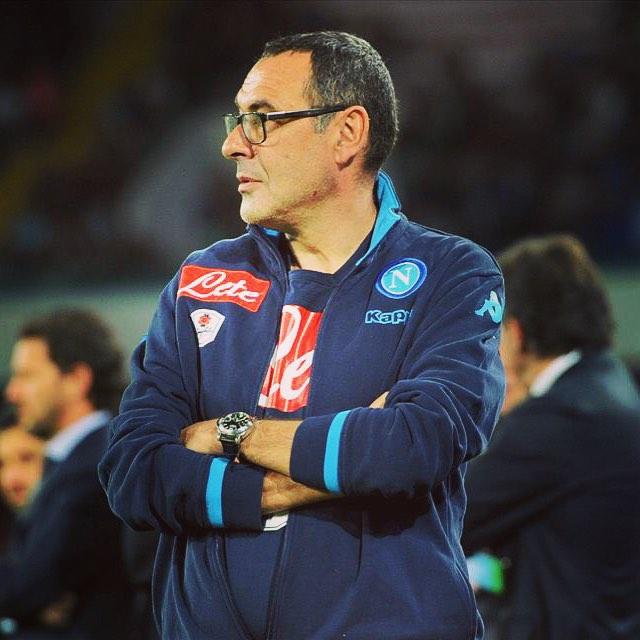 """#Sarri: """"Ci aspetta un match duro. Da giocare con la stessa intensità dimostrata prima della sosta. Dovremo avere, da subito, un ritmo molto…"""