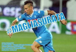 La Maglia Surata di Inter - Napoli