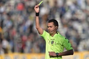 Napoli Torino Ecco l' Arbitro